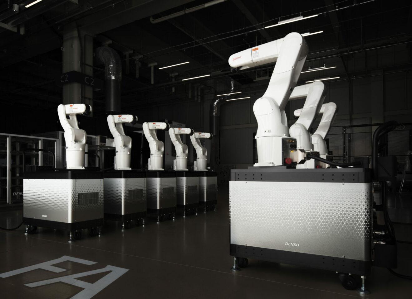 denso robot 5